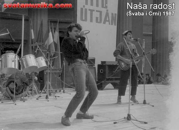 Nasa radost 1987 - Svaba i Crni