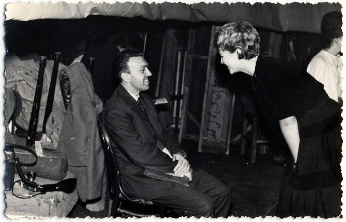 aleksandar jancikin i marika matijevic - 1962