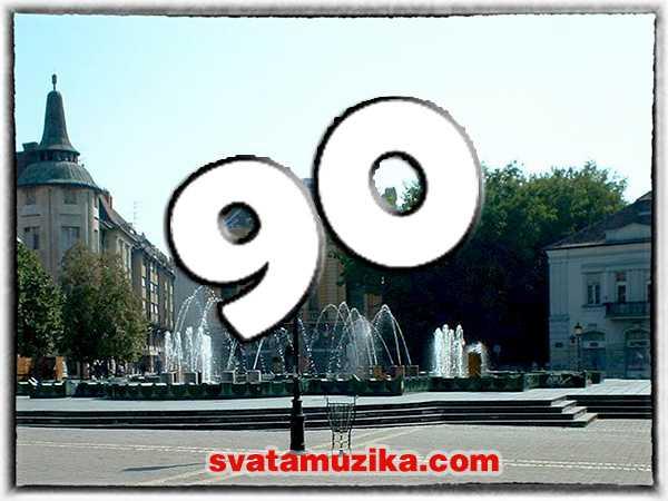 istorija devedesetih
