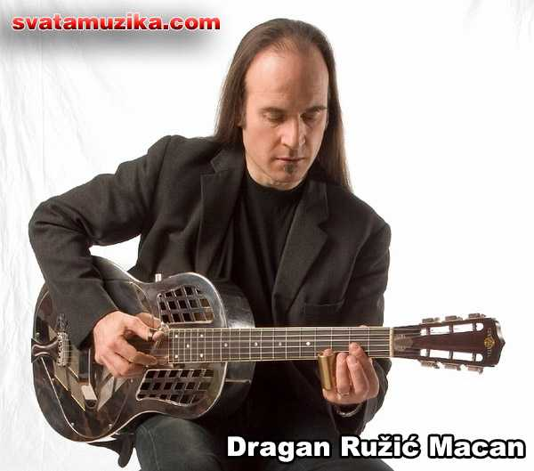 Dragan Ruzic Macan