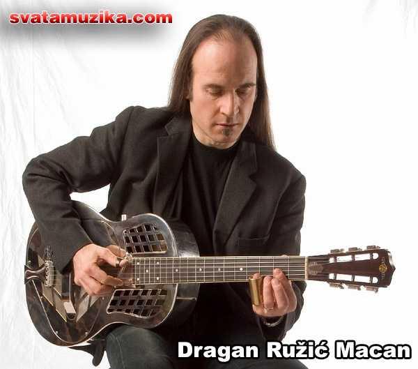 Dragan Ruzic Macan