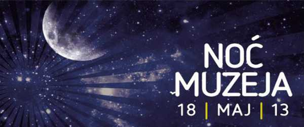 Noc muzeja 2013