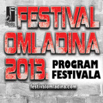 Program Festivala Omladina 2013