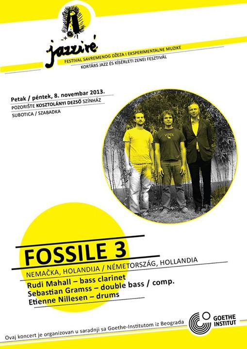 jazzire-festival-fossile-plakat