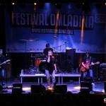 Repetitor i Partibrejkersi održali koncert – Festival Omladina 2015.