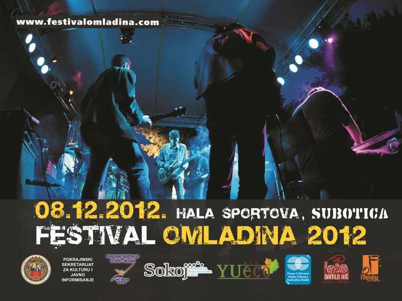 Festival Omladina Bilbord 2012