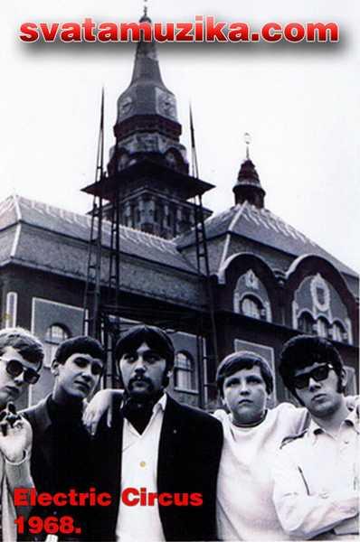 Electric Circus 1968