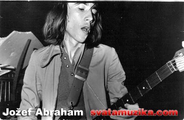 Janos Abraham u sastavu Rock 13