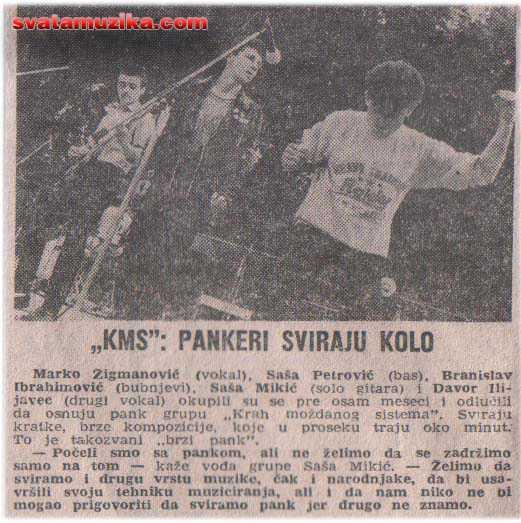 KMS – Pankeri sviraju kolo