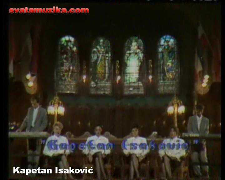 Kapetan Isakovic