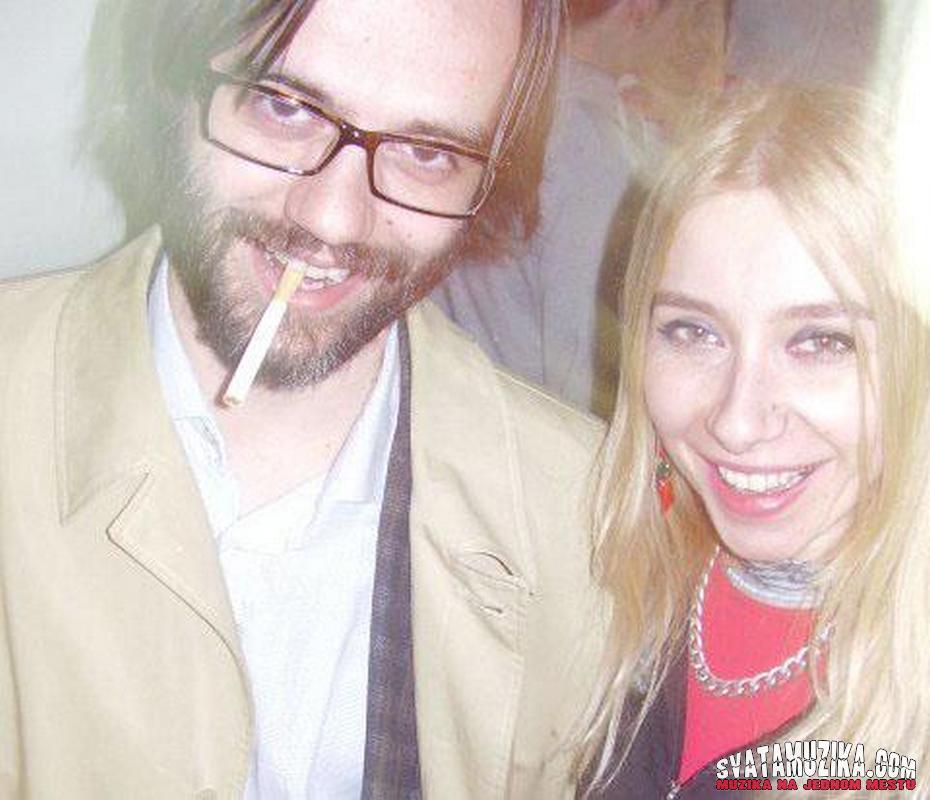 Boris Cegar i Mimi Mitric