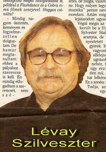 Levai Silvester