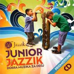 Junior Jazzik – Dobra muzika za decu (omot)