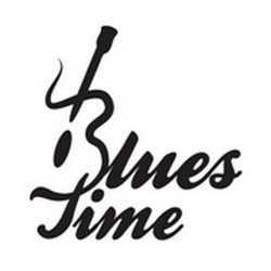Blues Time logo