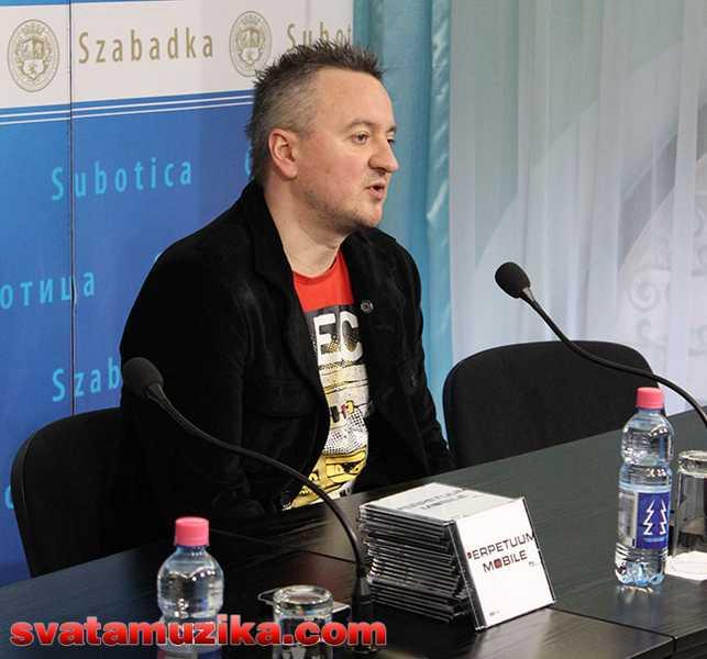 Danijel Davcik – press