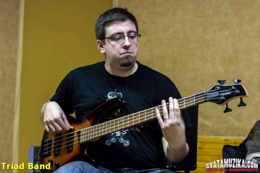 Triad Band – Tomo Arpad