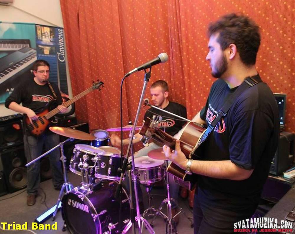 Triad band 2 2014