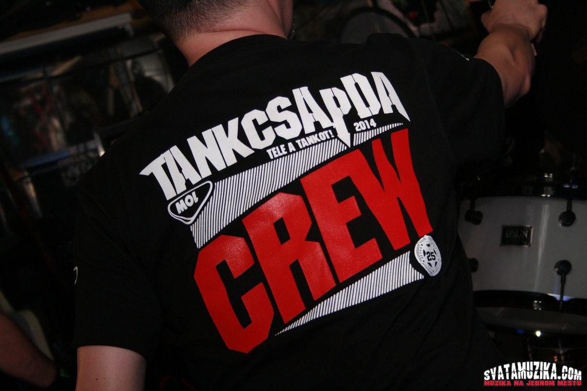Tankcsapda Club Mladost svatamuzika 549