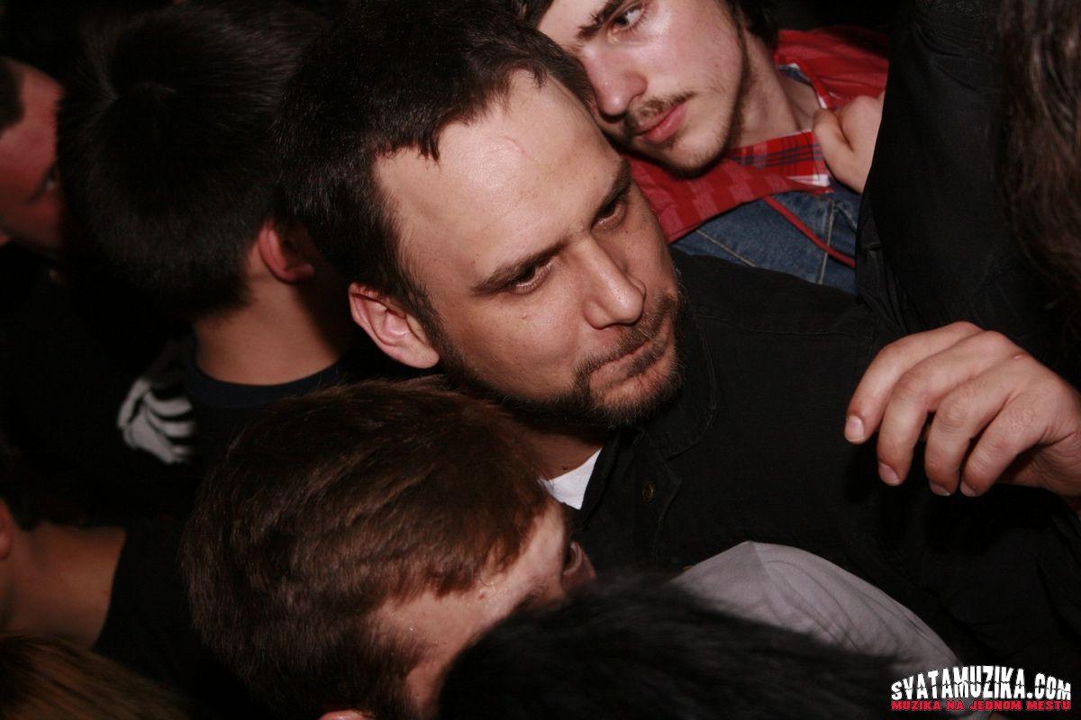 Tankcsapda Club Mladost svatamuzika 557