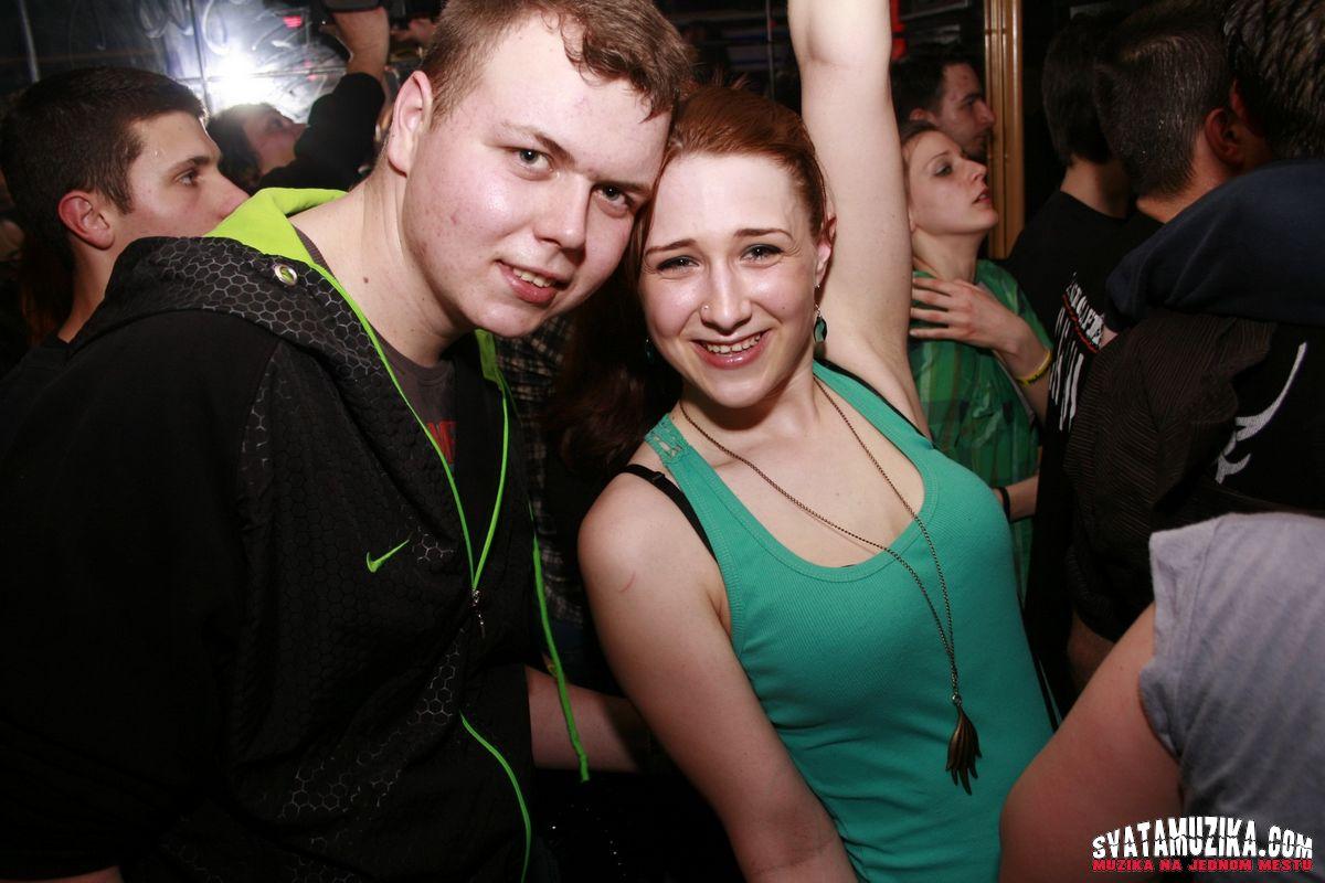 Tankcsapda Club Mladost svatamuzika 756