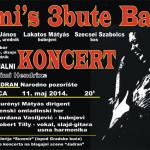 Jimi's Tribute Band  koncert u čast  Jimi Hedrixa