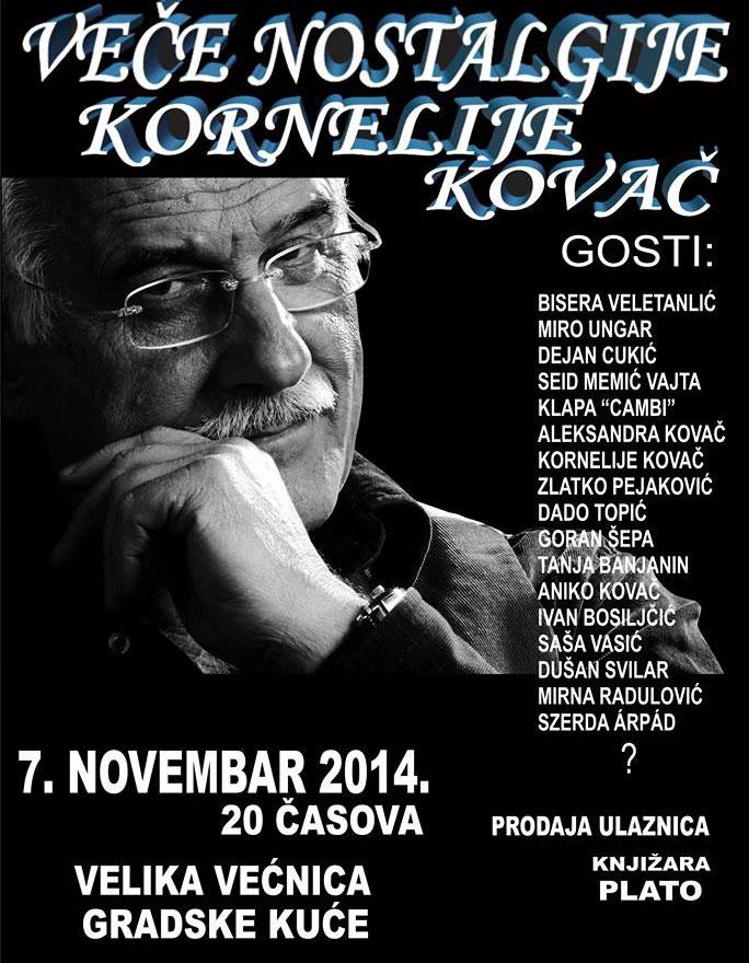 Kornelije-Kovac-vece-nostalgije-plakat